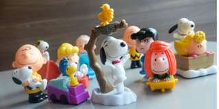 Snoopy collection