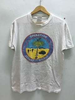 Vintage Operation Desert Tshirt