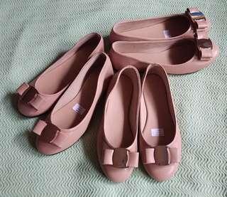 Marikina made flat shoes