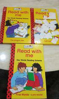 Read With Me collection by Lady Bird
