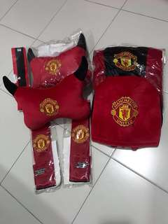 New Manchester United Car Seat Cover Set