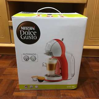 100%全新 Nescafe Dolce Gusto Mini Me 咖啡機