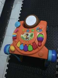 3in1 push walker
