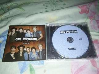 One Direction Four album