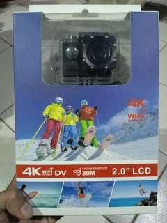 Sport cam 4k ultra hd wifi