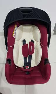 Infant car seat for up to 13kg