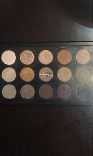 Original MAC Nordstrom's Finest Eyeshadow Palette
