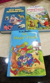 Children novel books by Enid Blyton