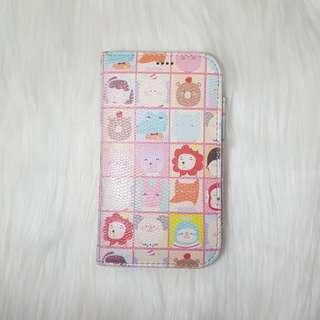 Animal Flip Case Samsung S4