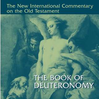 The Book of Deuteronomy (NICOT - New International Commentary on the Old Testament) by Peter C. Craigie