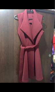 Neoprene Korean-like Dress