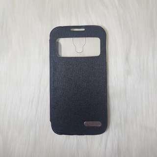 Black Flip Case Samsung S4