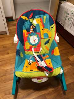 Fisherprice rock and play rocker for babies and newborn