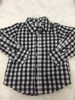 Old Navy checkered 3T