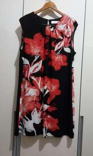Pre-owned Floral dress