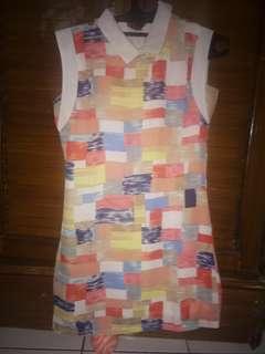 Dress pendek