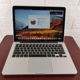 可議價Macbook Pro Retina i5 128G 完整盒裝