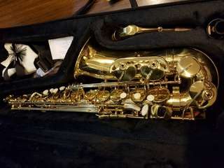 Alto Saxophone Prelude AS710