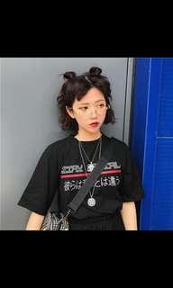 (PO) Summer Korea INS Harajuku BF top