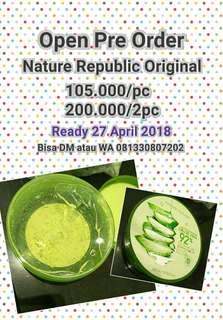 Nature Republic Aloe Vera Original (pre order)