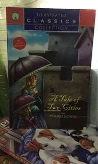 """A Tale of Two Cities"" by Charles Dickens"
