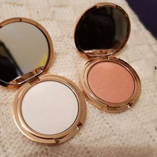 Nude by nature eyeshadows