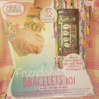 Mine2Design Friendship Bracelets 101