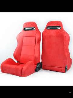 Looking for reclinable bucket seat for Honda Fit 2007