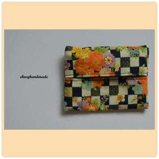 Tissue/coin purse (handmade)