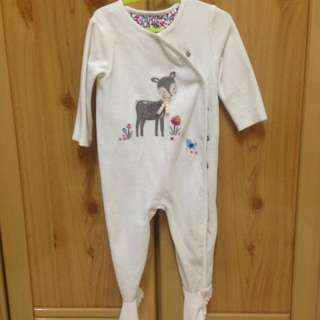 Mothercare Sleepsuit (big cutting) like new