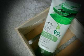 [NEW] The Face Shop Jeju Aloe Vera Tube