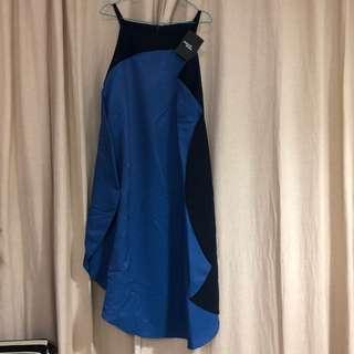 Danjyo Hiyoji blue Dress