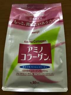 Meiji膠原蛋白粉 30日份