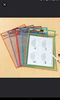 [FreeMail] Learning Resources Write & Wipe Pocket $6 each