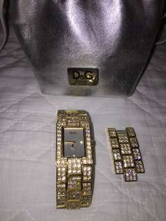 Dolce and Gabbana DW0007 Watch