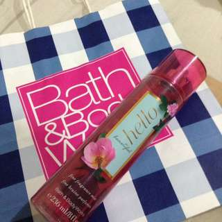 Bath & Body Works Perfume