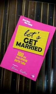 let's Get Married-100 hal yang cewek perlu tahu