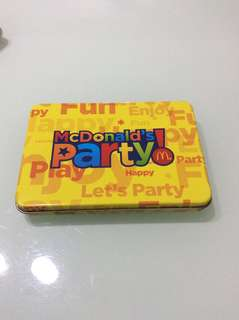 Mc Donald party set to bless / give away