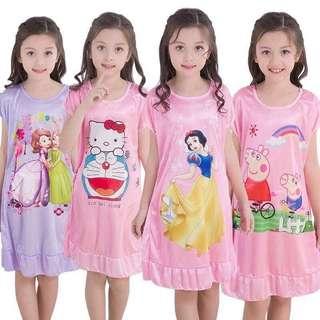 PJs dress for girls.