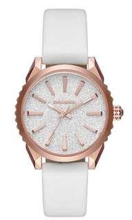 Diesel White Watch