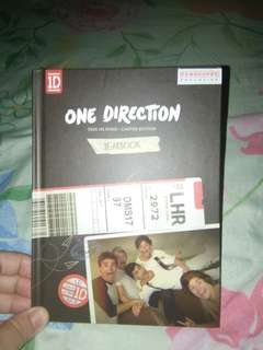 One Direction Take Me Home (Yearbook Edition) album