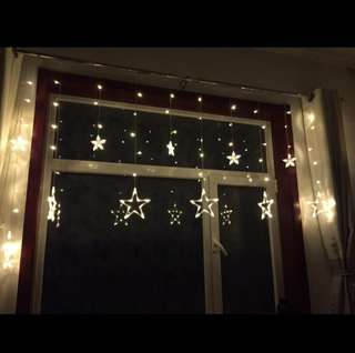 Fairy Lights star shape