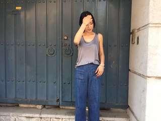 全新正韓chushan韓國連線購買牛仔褲 (小安, nude, studio doe, dogoose, cover.com)
