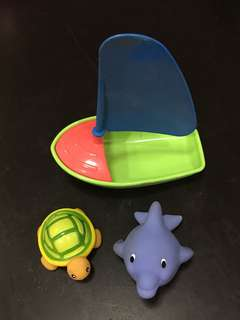 Bath Floaters Toys