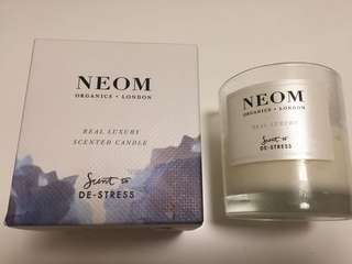 英國NEOM有機香氛蠟燭 185g