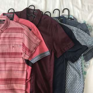 Boy shirts(cotton, denim)