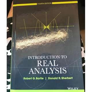 Ac3103 biz valuation textbooks on carousell intro to real analysis introduction to real analysis forth edition mathematical analysis fandeluxe Choice Image