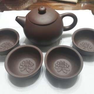 🚚 茶壺(一組)