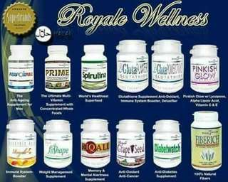 Royale business club product