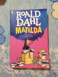 Matilda Novel